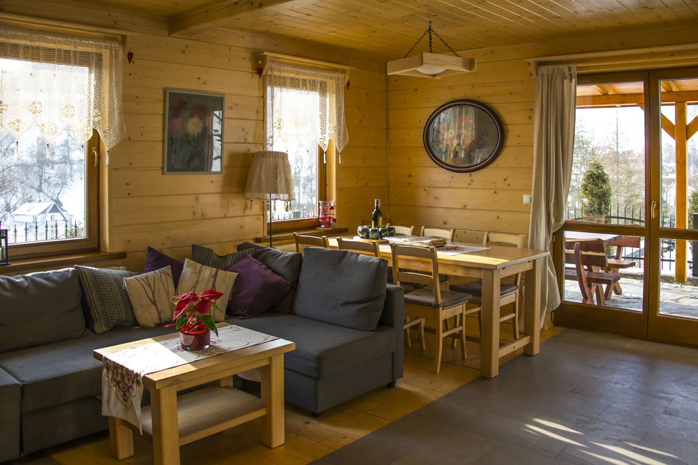 log cabin holidays